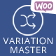 WooCommerce Variation Master
