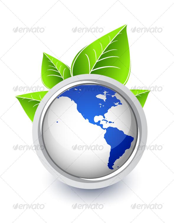 Earth environmental concept - Nature Conceptual