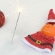 Christmas Tree Decorations on Snow - VideoHive Item for Sale