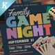 Game Night Flyer Templates - GraphicRiver Item for Sale