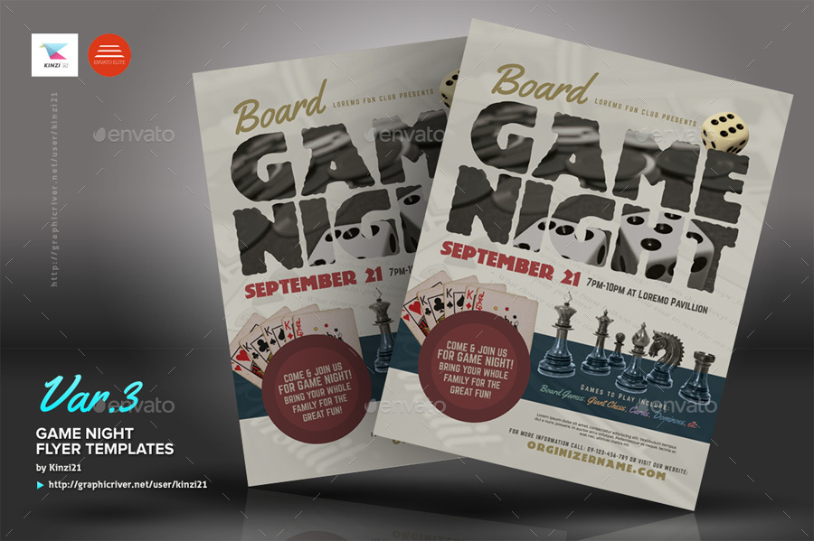 Screenshots 03 Graphic River Game Night Flyer Templates Kinzi21