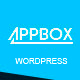 AppBox - App  Landing & App Store WordPress Theme Nulled