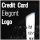 Credit Card Elegant Logo - VideoHive Item for Sale