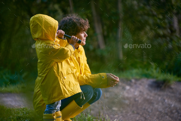 Little explorer - Stock Photo - Images