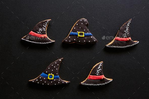 Halloween handcraft - Stock Photo - Images