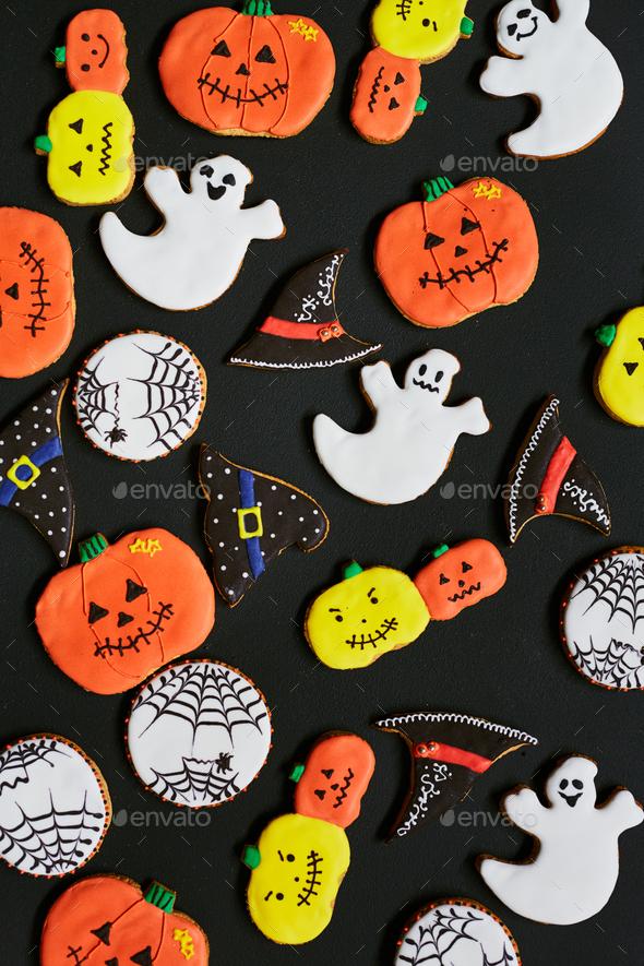 Creative cookies - Stock Photo - Images