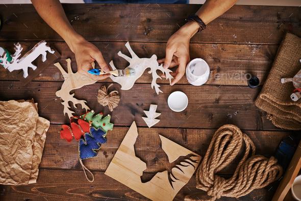 Creative handmade - Stock Photo - Images