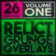 Relict Grunge Overlays Volume 1 (26 pack) - VideoHive Item for Sale