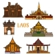 Historic Landmarks And Sightseeings Of Laos
