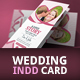 Tri Fold Wedding Invitation - GraphicRiver Item for Sale