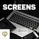 Screens Mockup - GraphicRiver Item for Sale