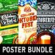 Oktoberfest Festival Poster Bundle vol.2