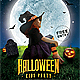 Kids Halloween Party Flyer - GraphicRiver Item for Sale