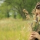Girl On The Nature - VideoHive Item for Sale