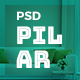 Pilar - Multipurpose PSD Site Template - ThemeForest Item for Sale