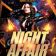 Night Affair - GraphicRiver Item for Sale