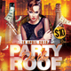 Party On The Roof - GraphicRiver Item for Sale