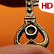 Decorated Old Key 0731 - VideoHive Item for Sale