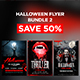 Halloween Flyer Bundle 2 - GraphicRiver Item for Sale