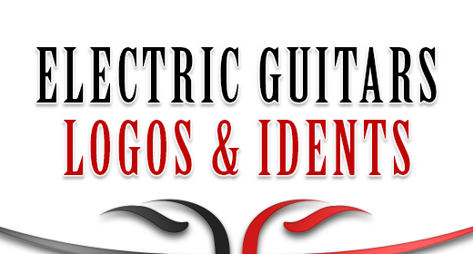 Logos & Idents - Electric Guitars