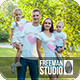 Happy Family T-Shirt Mock-Up - GraphicRiver Item for Sale
