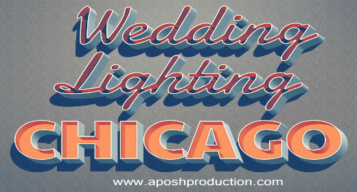 Wedding Lighting Chicago