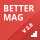 BetterMag - Magazine, Blog and Newspaper WordPress Theme Nulled
