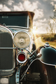 Traveling on an old car 20s - PhotoDune Item for Sale