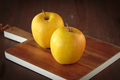 fresh yellow apple - PhotoDune Item for Sale