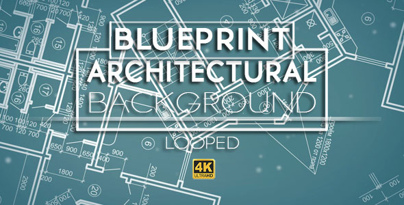 Blueprint architectural background by eveskos videohive play preview video malvernweather Image collections