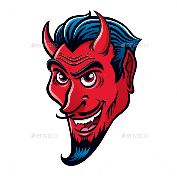 Smiling Devil Face Related Keywords - Smiling Devil Face ...