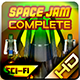 Space Jam Space Shooter Complete Pack - GraphicRiver Item for Sale