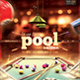 Pool Billiard Club Flyer Template - GraphicRiver Item for Sale