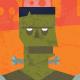 Halloween Robots - GraphicRiver Item for Sale