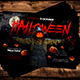 Halloween Flyer V19 - GraphicRiver Item for Sale