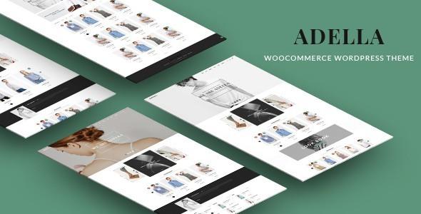 Adella – Universal WooCommerce Theme
