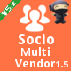 Socio Multi Vendor for WooCommerce