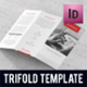 Clean Trifold Brochure - GraphicRiver Item for Sale