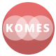 Komes - Multipurpose Responsive Email Template + Stampready Builder - ThemeForest Item for Sale