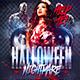 Halloween Nightmare Party | Flyer Template - GraphicRiver Item for Sale