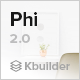 Phi - Responsive Email Template + Builder - ThemeForest Item for Sale