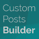 Custom Posts Builder Pro - CodeCanyon Item for Sale