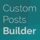 Custom Posts Builder Pro
