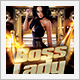 Boss Birthday Party Night - GraphicRiver Item for Sale
