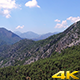 Clody Mountain in Antalya, Turkey - VideoHive Item for Sale