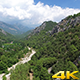 Flying Between Mountains - VideoHive Item for Sale