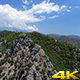 Flying Over Mountains - VideoHive Item for Sale