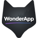 WonderApp - Responsive Multi-Purpose Landing Page Nulled