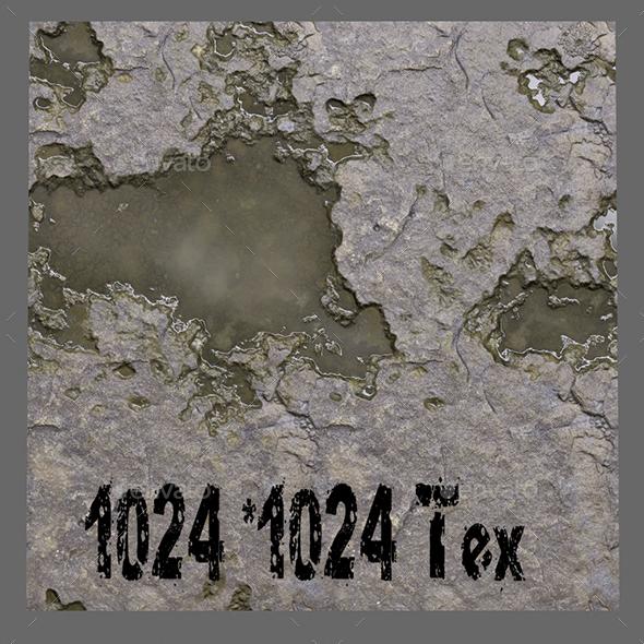 floor 7 - 3DOcean Item for Sale