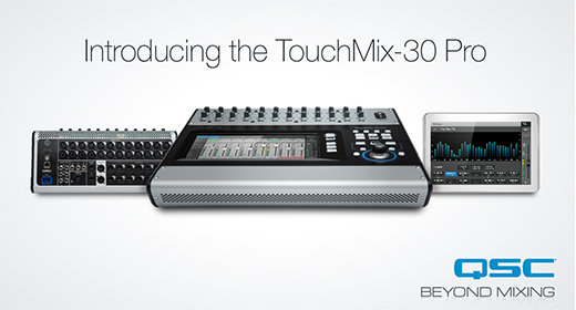 TouchMix-30 Pro Promo Video